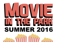 Movie in the Park - Summer 2016 - Highlight
