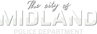 The city of Midland Police Department Homepage