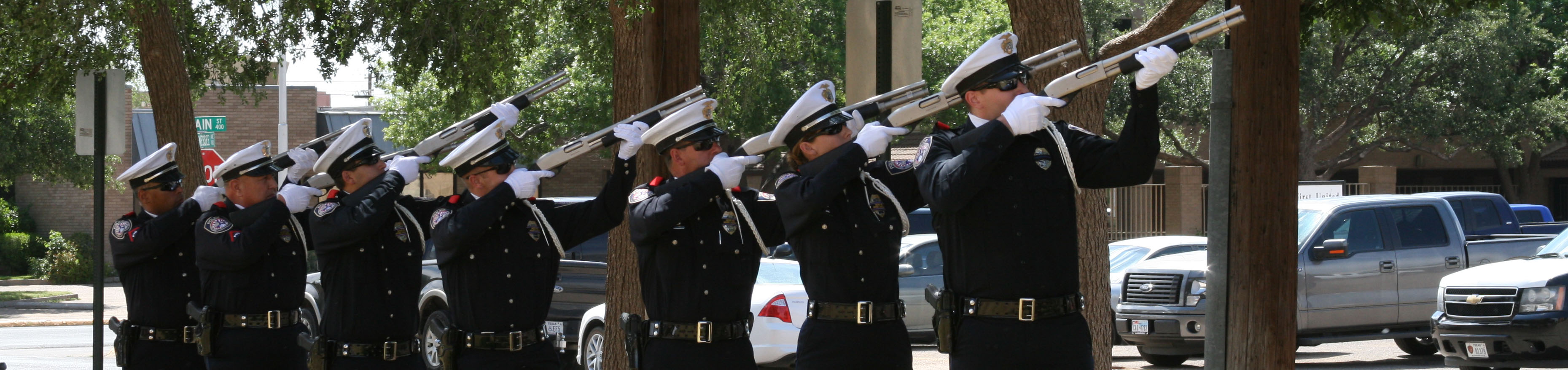 Midland Police Department Memorial Day
