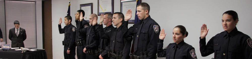 MPD Swearing In