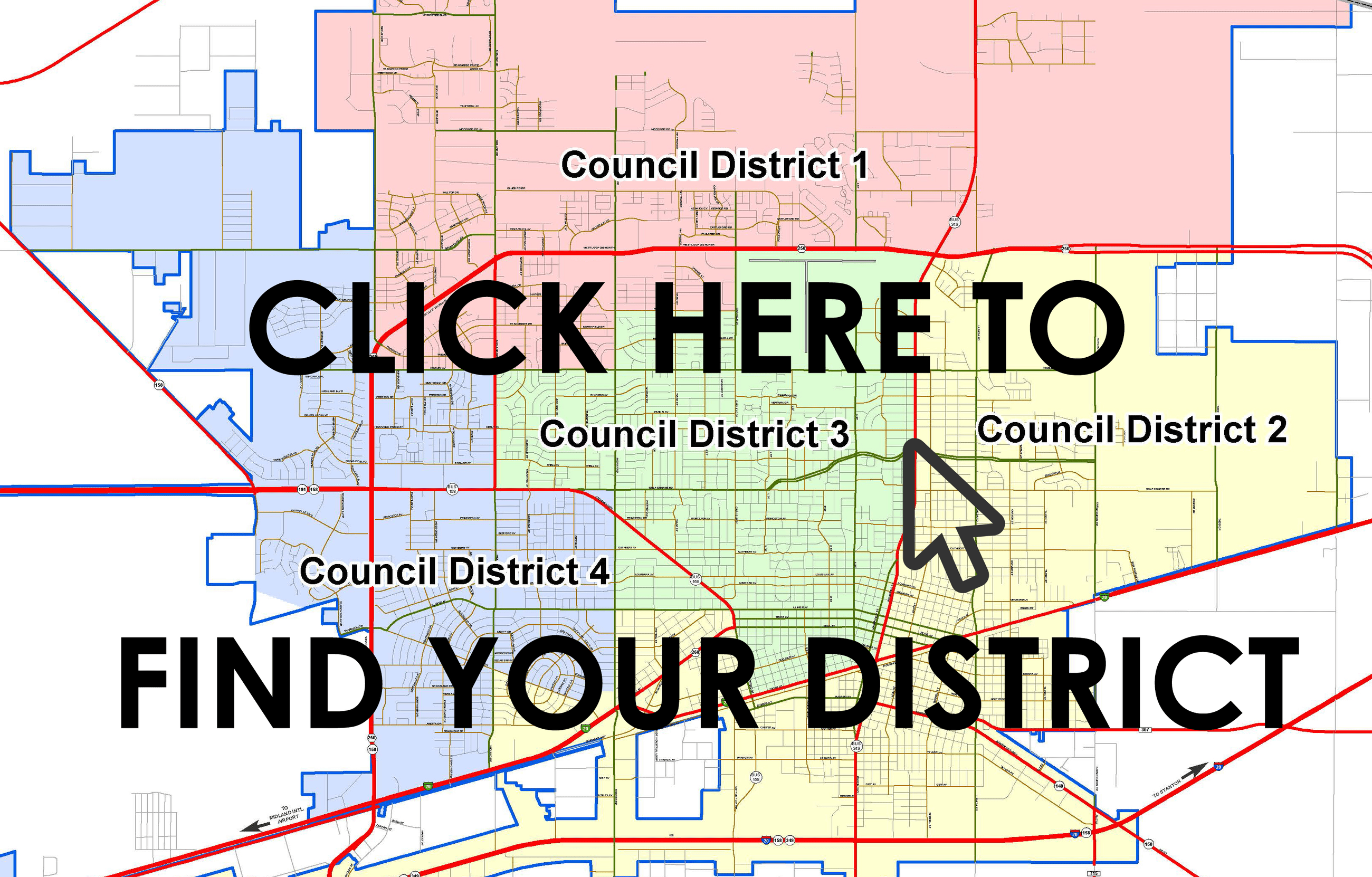 Council Districts
